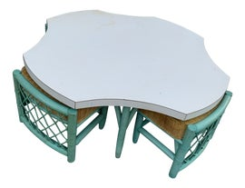 Image of Bamboo Dining Sets