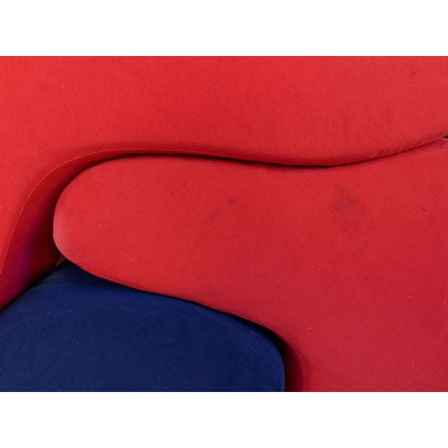 Knoll Roberto Matta Malitte Modular Lounge Furniture - Set of 5 For Sale In Miami - Image 6 of 9