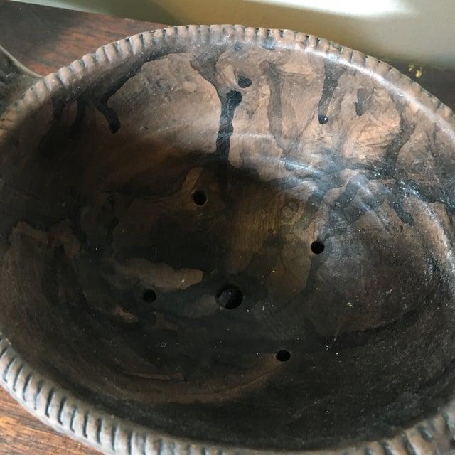 Vintage Ceramic Asian Planter - Image 6 of 8