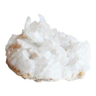 Crystal Quartz Geode Specimen