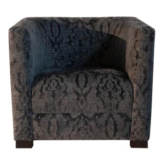 The Sinatra Upholstered Club Chair For Sale