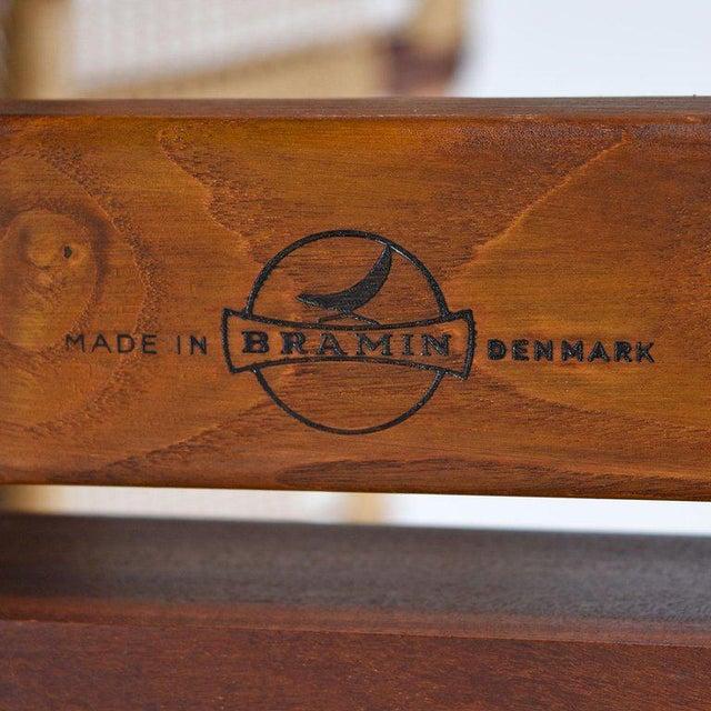 Hans Olsen Tv 161 for Bramin Mobler Modular Rope Seating & End Table Sofa Set For Sale - Image 10 of 12