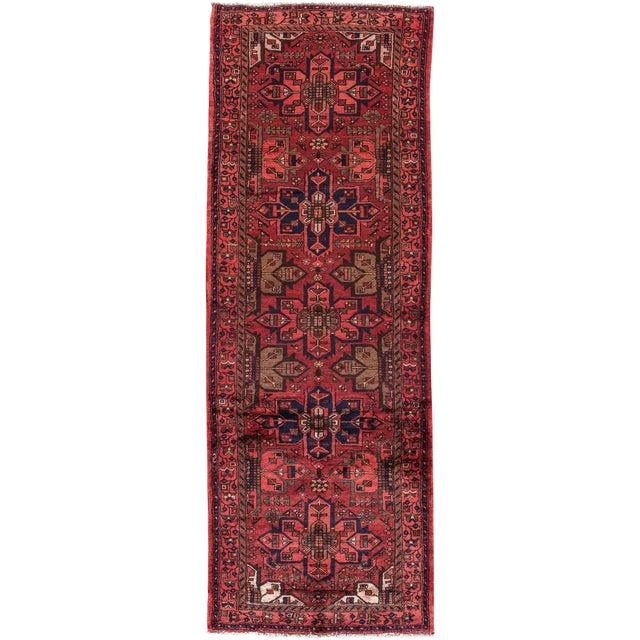 """Apadana - Vintage Persian Rug, 3'5"""" x 9'7"""" - Image 1 of 7"""