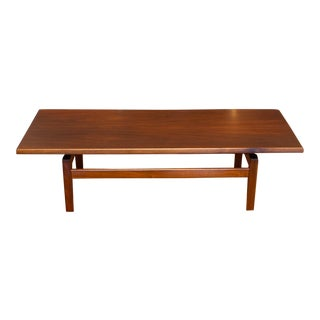 Jens Risom Floating Top Coffee Table