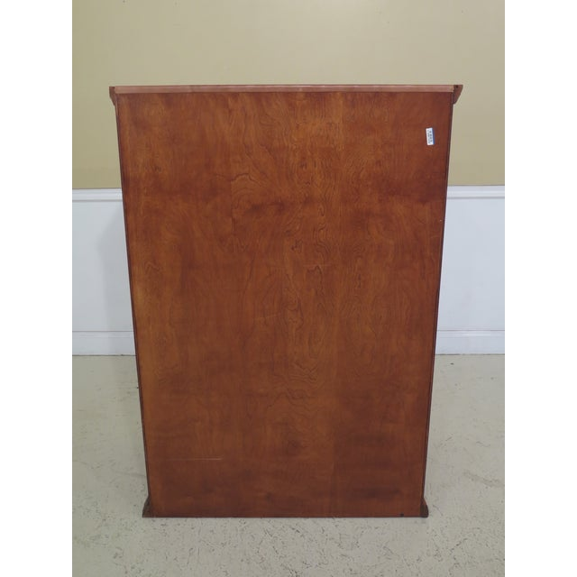1990s Adirondack Style 6 Drawer High Chest For Sale - Image 11 of 12