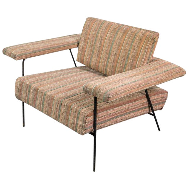 Rare Adrian Pearsall Lounge Chair for Craft Associates For Sale