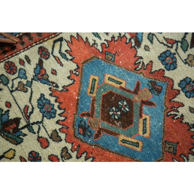 "1920s Vintage Malayer Rug - 2'10"" x 4'5"" For Sale - Image 5 of 9"