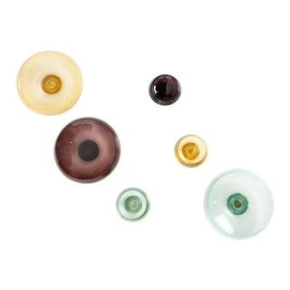 Tom Dixon Glass Knob Large Lecko For Sale