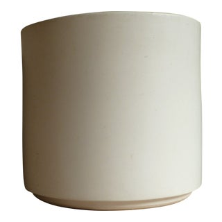 Mid-Century Gainey Matte White For Sale