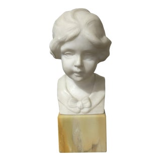 1960s Vintage Italian Marble Sculpture For Sale
