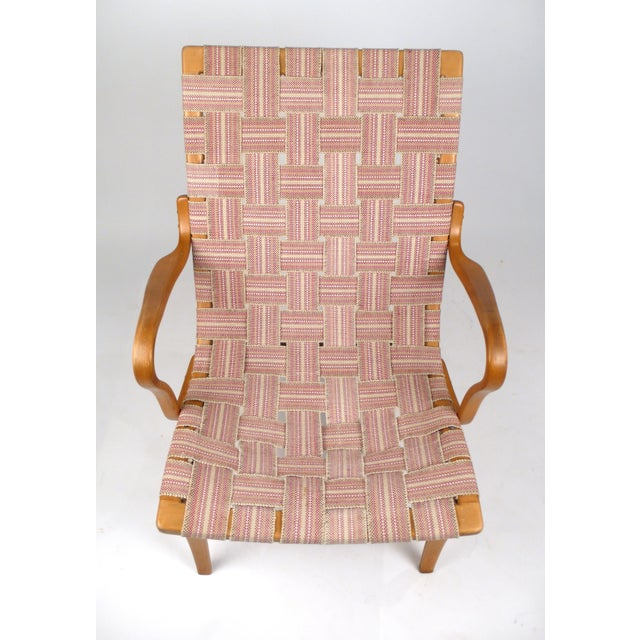 Early Bruno Mathsson Eva Chair For Sale In Dallas - Image 6 of 10