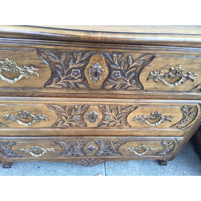 Baker Furniture Company French Style Chest Dresser For Sale In San Francisco - Image 6 of 8