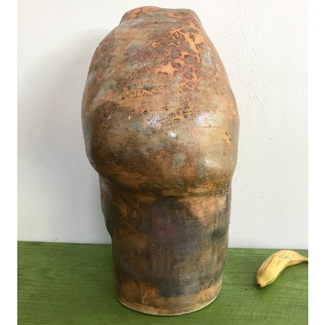 Large Biomorphic Ceramic Sculpture Studio Pottery by Marylin Woods For Sale In Portland, OR - Image 6 of 8