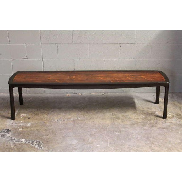 Rosewood Coffee Table by Edward Wormley for Dunbar - Image 2 of 10