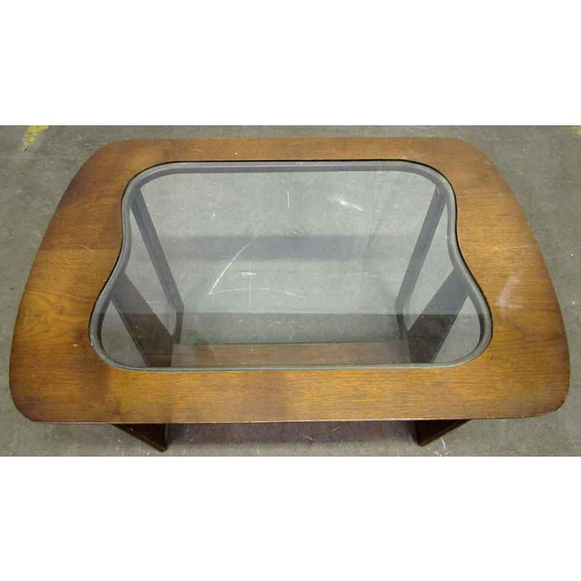 Mid-Century Modern Mid-Century Style Wood End Table For Sale - Image 3 of 7