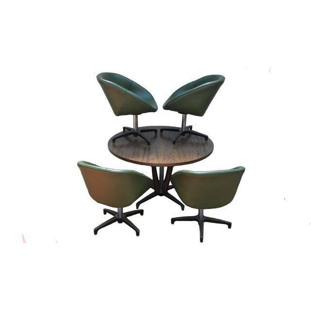 Chromcraft Mid Century Dining Set - Image 10 of 10