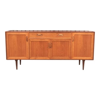 Mid-Century Teak Credenza by G-Plan For Sale