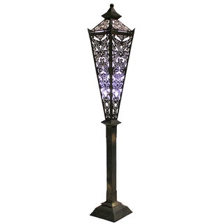Metal Work Floor Lantern For Sale