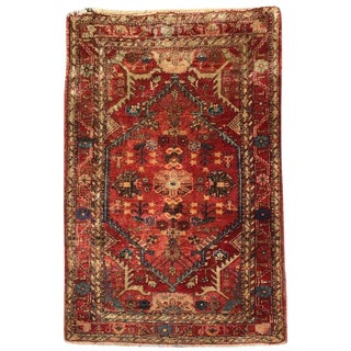 Hand-Knotted Rug From Turkey For Sale
