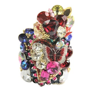 Wendy Gell 2012 Sacred Heart Wristy Cuff - Direct From Artist For Sale