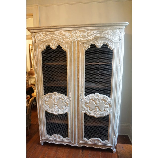 Early 19th Century Oak Bibliotheque For Sale - Image 12 of 13