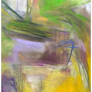 """""""Lazy Sunday"""" by Trixie Pitts Abstract Oil Painting Preview"""