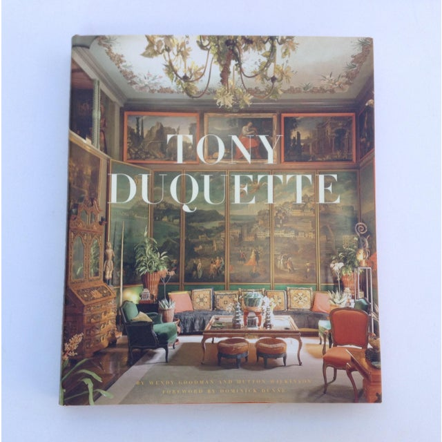 'Tony Duquette' Hardcover Coffee Table Book - Image 2 of 11