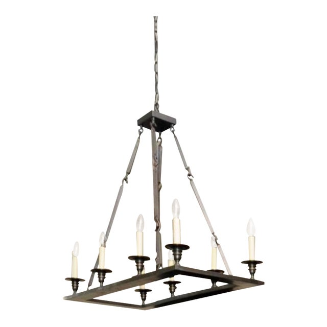 Holly Hunt Contemporary Chandelier For Sale