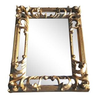 Vintage Florentine Gold Mirror