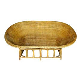 Image of Bamboo Loveseats