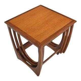 G Plan Astro Teak Nesting Tables - Set of 3 For Sale