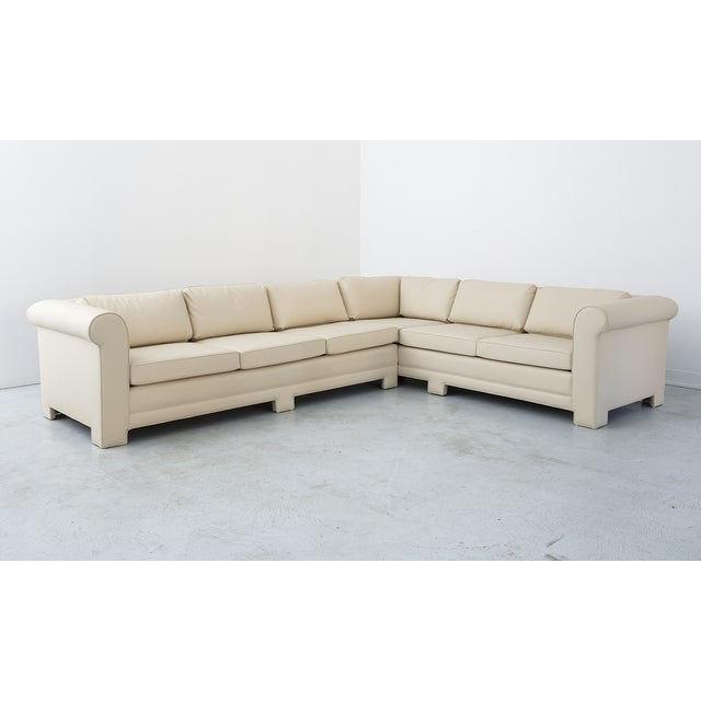 Milo Baughman for Thayer Coggin Sectional Sofa - Image 2 of 10