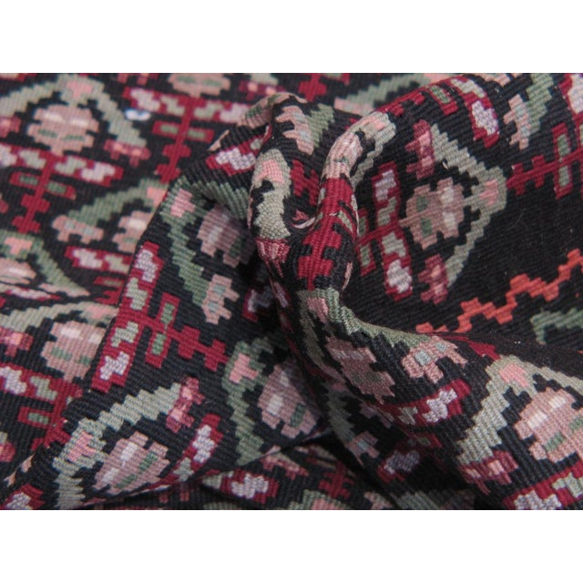Textile Karabag Kilim For Sale - Image 7 of 7