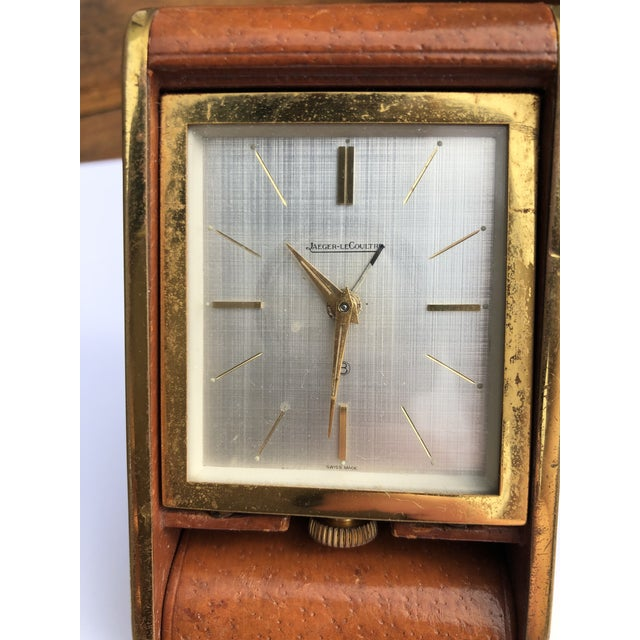Jaeger-LeCoultre Travel Clock For Sale - Image 9 of 13