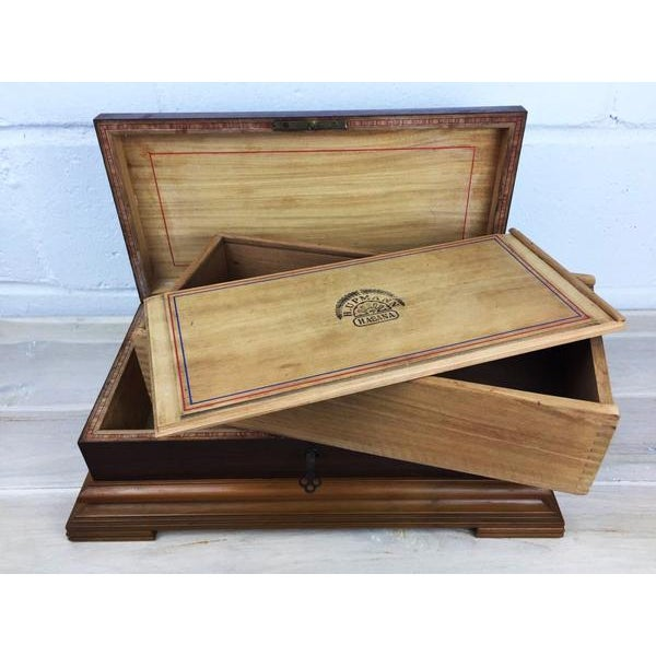 This beautiful humidor, handcrafted in Havana, makes a perfect gift for yourself or a very special friend who will...