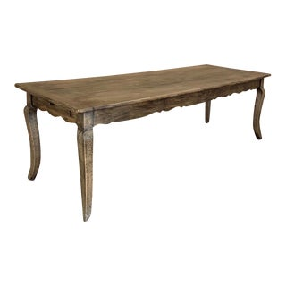 Grand Farm Table, 19th Century Country French For Sale