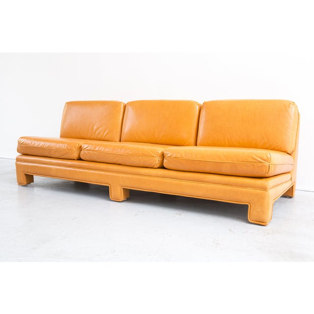 Baughman Armless Sofa - Image 4 of 11