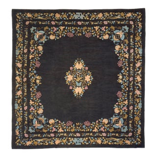 """Early 20th Century Chinese Rug - 13'1"""" X 13'9"""" For Sale"""