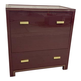 Mid Century Modern Pierre Vandel Cabinet For Sale