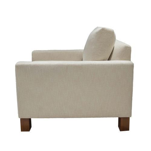 Contemporary Studio Van den Akker Gregory Club Chair For Sale - Image 3 of 4