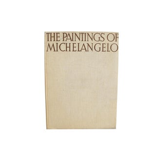 """The Paintings of Michelangelo"" 1948 Book"