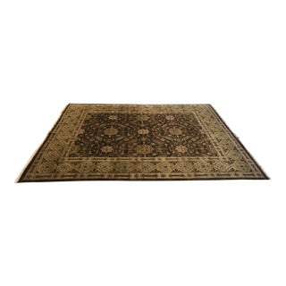 New Zealand Wool Rug - 8′ × 10' For Sale