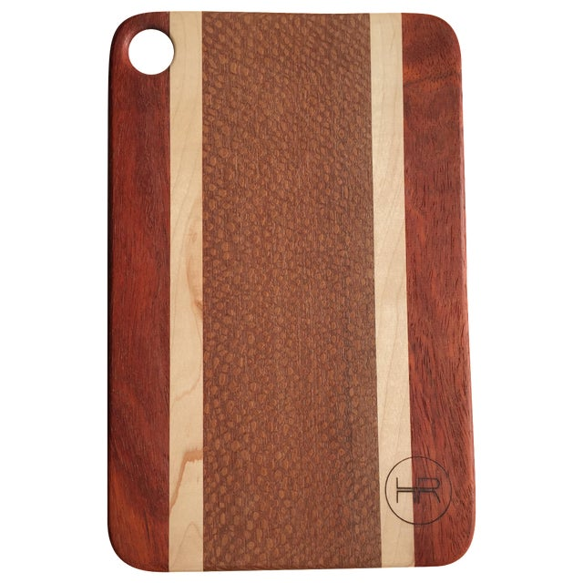 Hardwood Cutting Board - Image 1 of 6