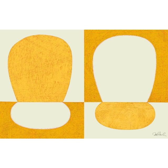 """Steve Klinkel Sunrise Sunset, Giclee Print, 19x30"""" For Sale - Image 4 of 4"""