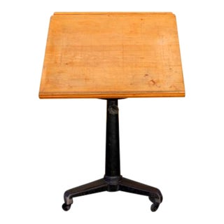 Drafting/Easel/Lecturn Industrial Table