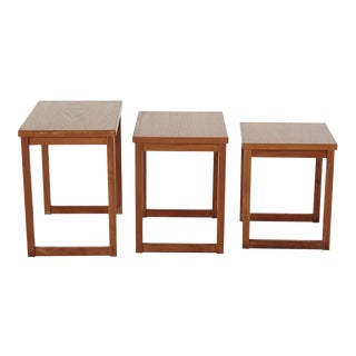 Kai Kristiansen Nesting Tables For Sale