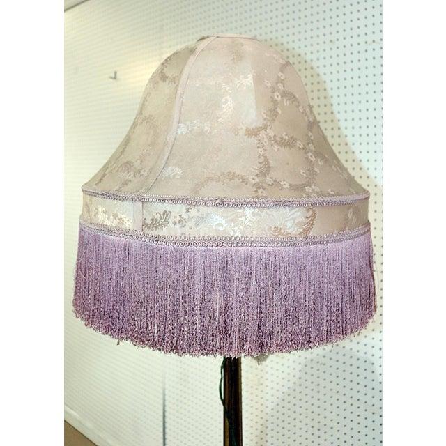 French Louis XVI Style Floor Lamp For Sale In Philadelphia - Image 6 of 11