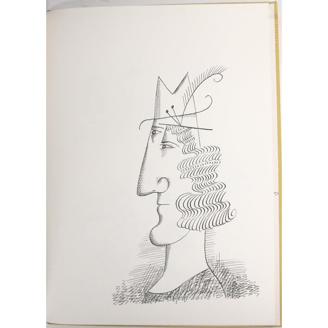 Saul Steinberg: The New World, First Edition For Sale - Image 5 of 11