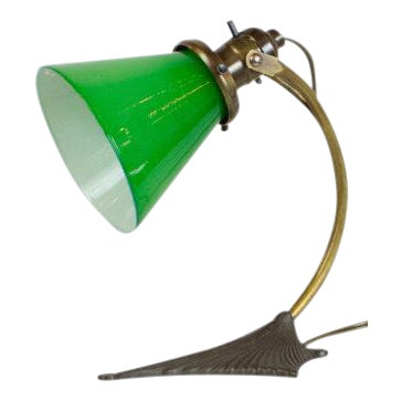 Bradley and Hubbard Pinup/Desk Lamp For Sale