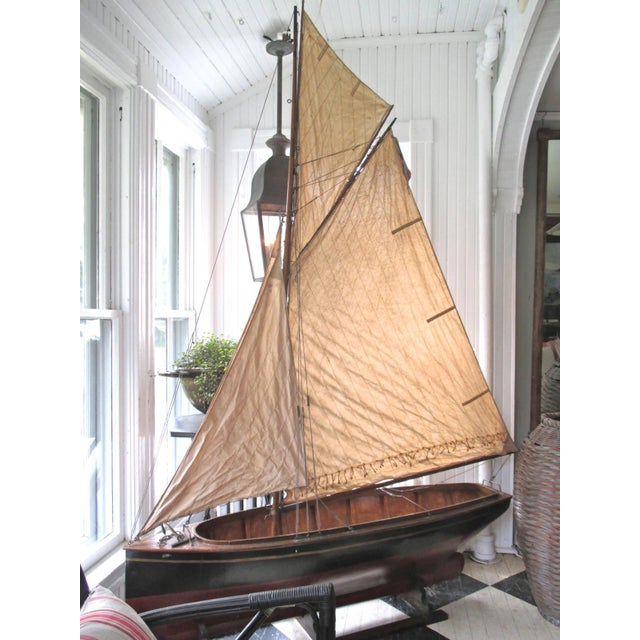 Enormous Model Boat - Image 10 of 10